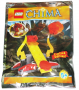 LEGO Fire Catapult (Polybag)