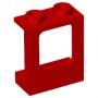 LEGO Raam ROOD 1x2x2 (10 Stuks)